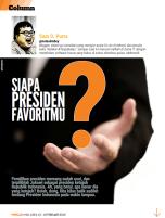 LOL Column - Male Magazine - edition 120