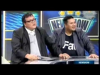 Not slim boy and Big Mosidik -- Newshow MetroTV